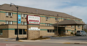 Vacation at Brookstone Hotel in La Crosse, WI