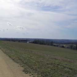 Mississippi River Ridge View Ranch For Sale